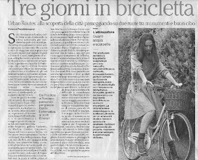 cycling excursions il mattino naples
