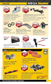 Princess Auto Flyer March 20 to April 1, 2018