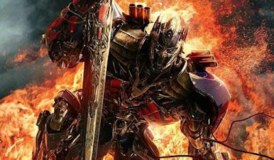Arte de Transformers: El último caballero