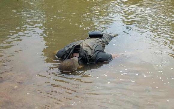 Mayat Lelaki Warga Malaysia Ditemui Terapung Di Sungai Golok