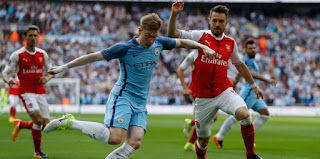 مباراة ومانشستر سيتي وأرسنال بث مباشر Manchester City vs Arsenal Live اليوم 12-8-2018