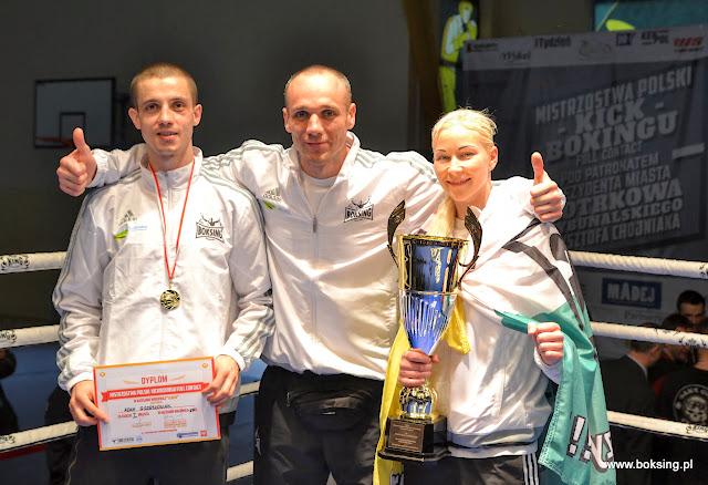 Zielona Góra, Boksing, kickboxing, sport, full contact, trening, Mistrzostwa, 2016