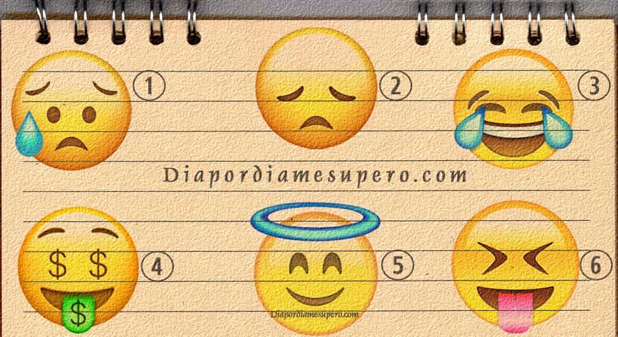 Test: Elige un emoji y descubre qué dice de ti