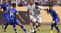 الهلال ينجو من فخ فريق الفتح بالتعادل الاجابي في الجولة التاسعه من الدوري السعودي للمحترفين