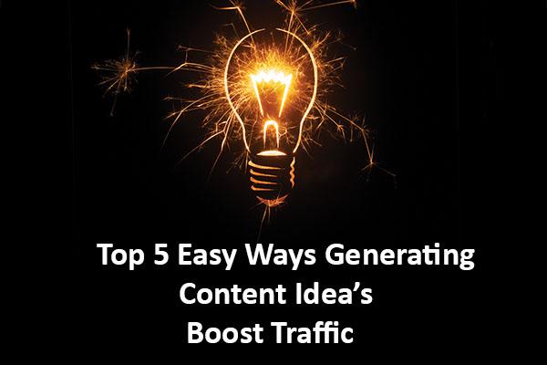 content idea's