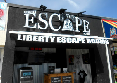 Liberty Escape Rooms in Ocean City New Jersey