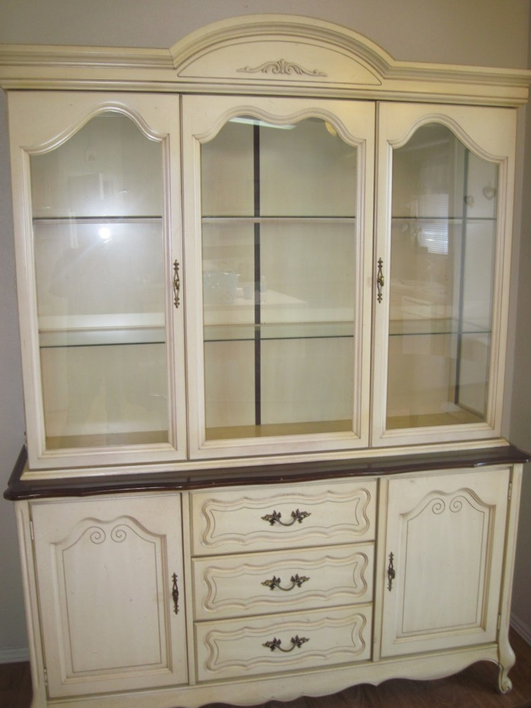 INFORMASION: Small China Cabinet Placement in Family Room