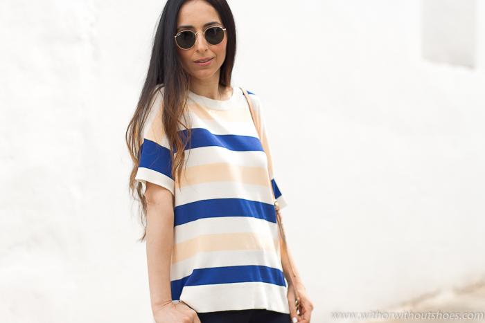 Bloggers influencers de valencia con ideas de look comodo para vestir diario