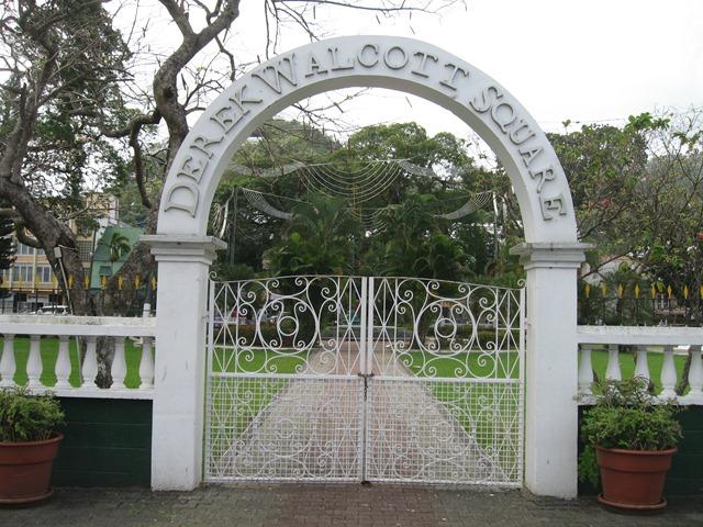 Derek Walcott Square,St Lucia