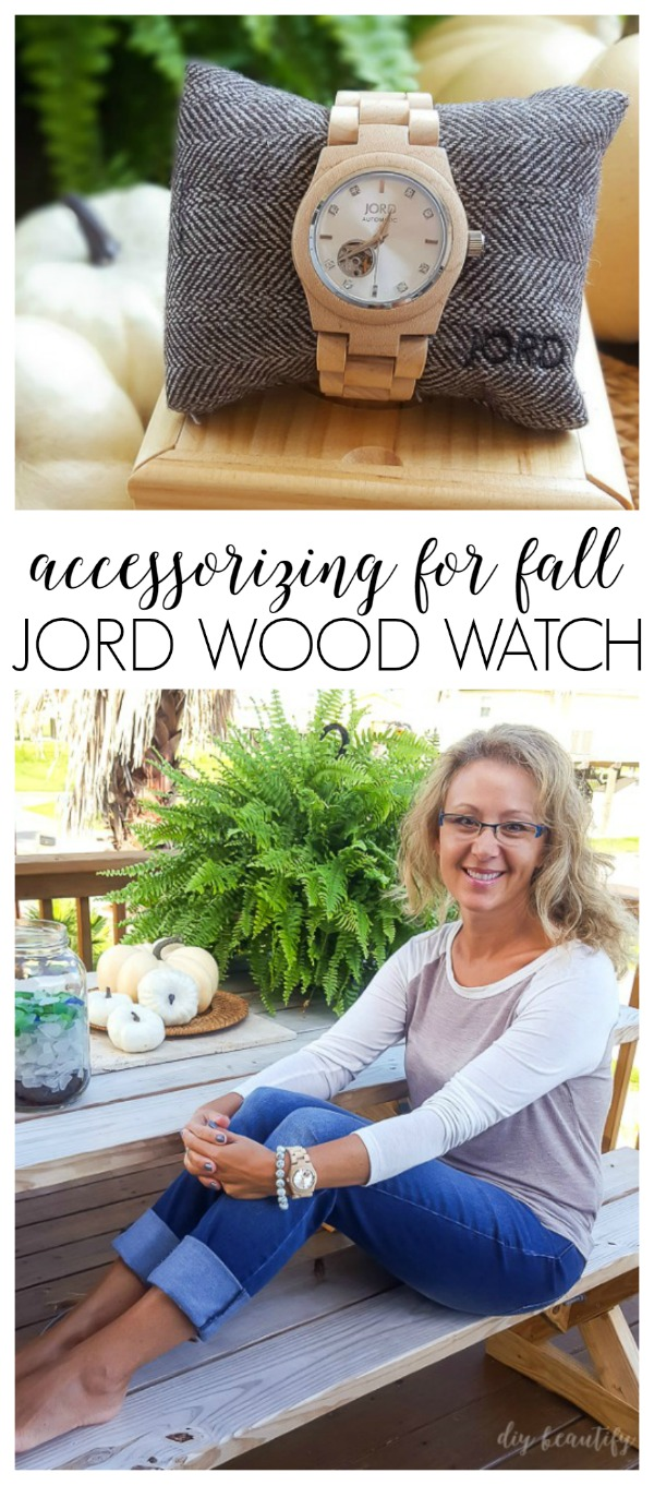 JORD wood watch for women http://www.woodwatches.com/#diybeautify