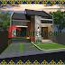 Jasa Arsitek Desain Gambar Rumah di Pekalongan Minimalis Modern Minimalist House Home Fasade