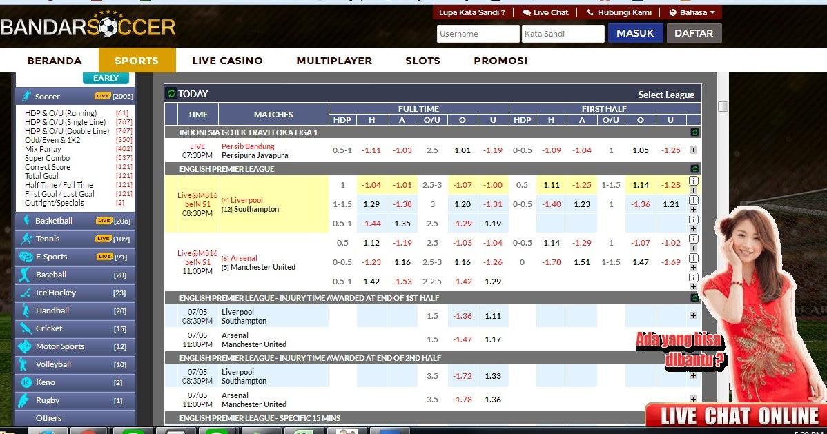 Judi Bola Casino Live Judi Poker Online Uang Asli