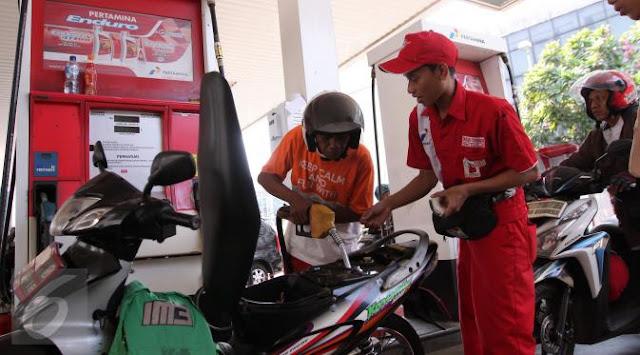 Mulai 1 April 2016 BBM Turun Rp.500 Perliter
