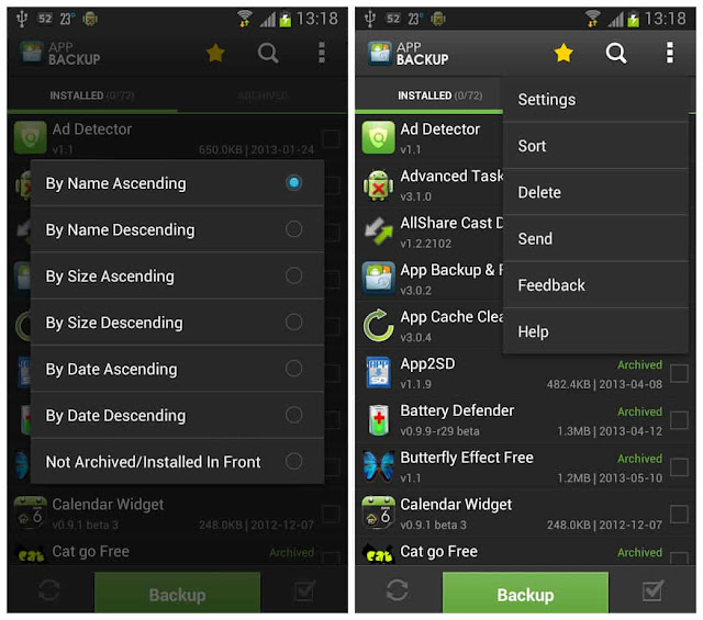 app backup & restore 2.1.1 apk download