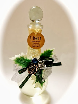 flenco christmas lavender slimming oil giveaway