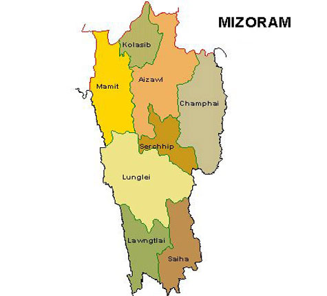 Mizoram-state-map-maps-districts