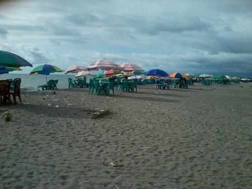 Pantai Gandoriah Sumatera Barat