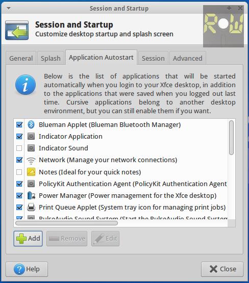 X11vnc Xubuntu