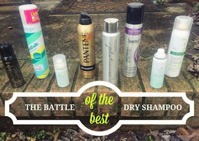 best dry shampoo 2017