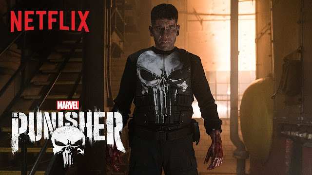 Punisher dizisi Netflix ve Marvel