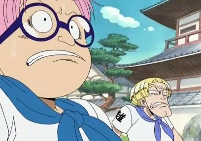 One Piece Episódio 69