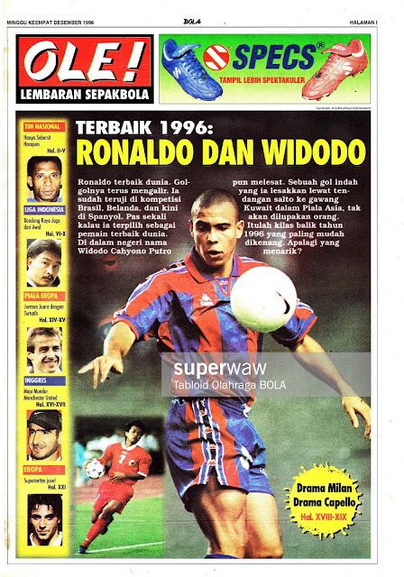 TERBAIK 1996 RONALDO DAN WIDODO