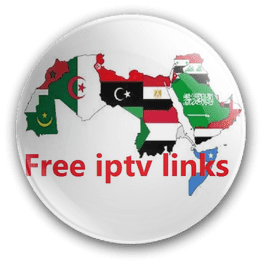 Free IPTV Arabic Links M3u HD Playlist