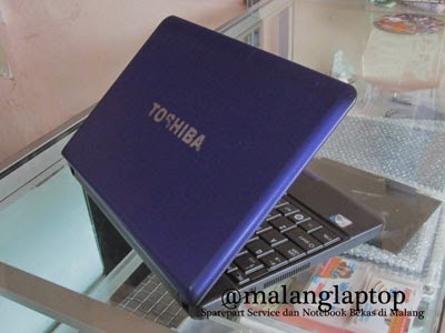 Netbook Toshiba NB 510 Atom N2800 Second