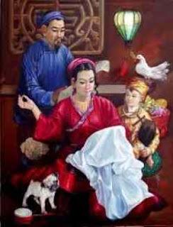 FAMILIARIS CONSORTIO, gia đình công giáo việt nam, gia đình thánh gia