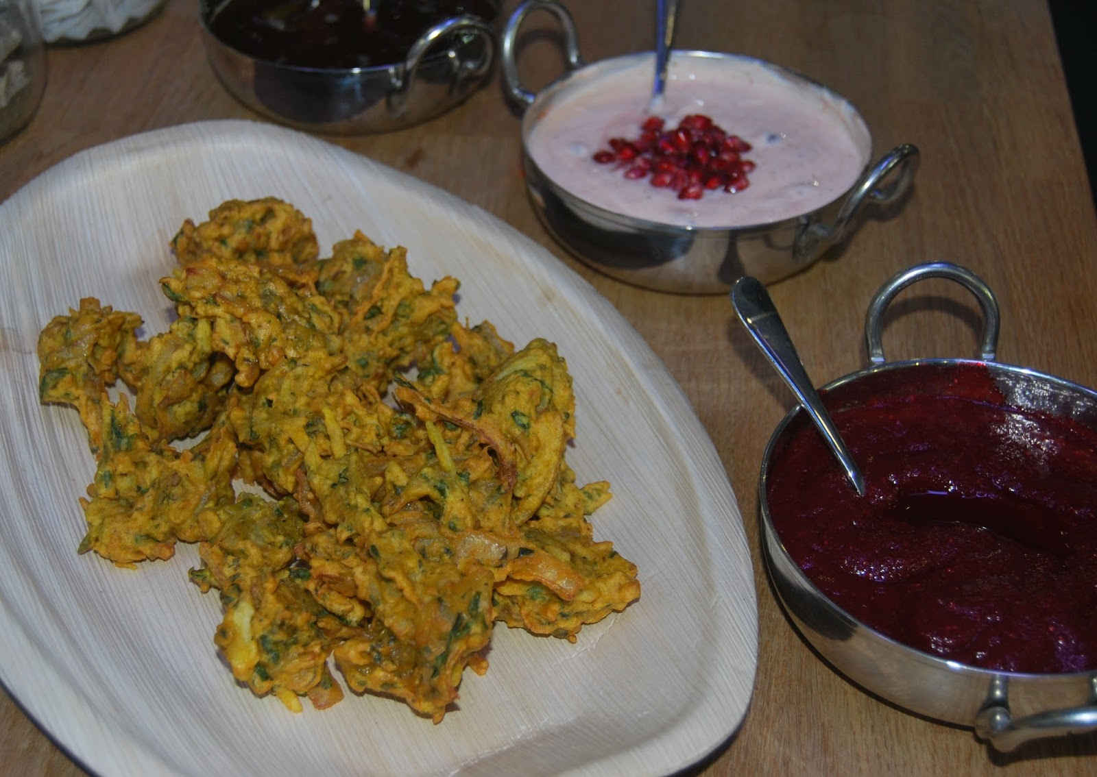 Pakora #CookWithHari photo by Modern Bric a Brac
