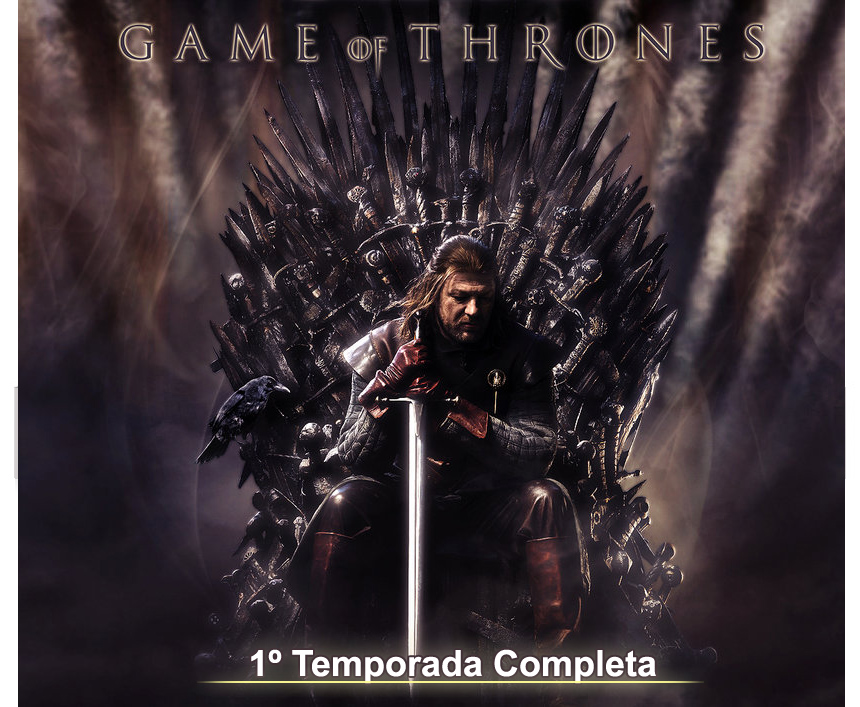SERIES DUAL AUDIO : 1 Temporada De Game Of Thrones