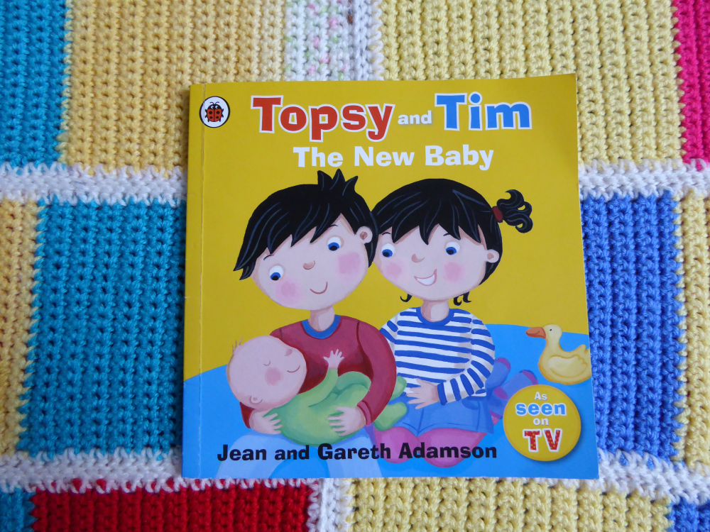 Books About New Baby Siblings