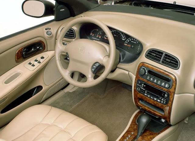 Chrysler Concorde / Крайслер Конкорд обзор лучших автомобилей