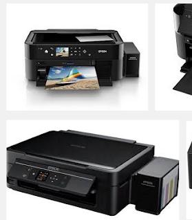 Printer yang cocok untuk tinta pigmen, sublime, art paper ink.