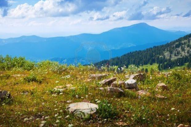 Mountain Mountains Landscape