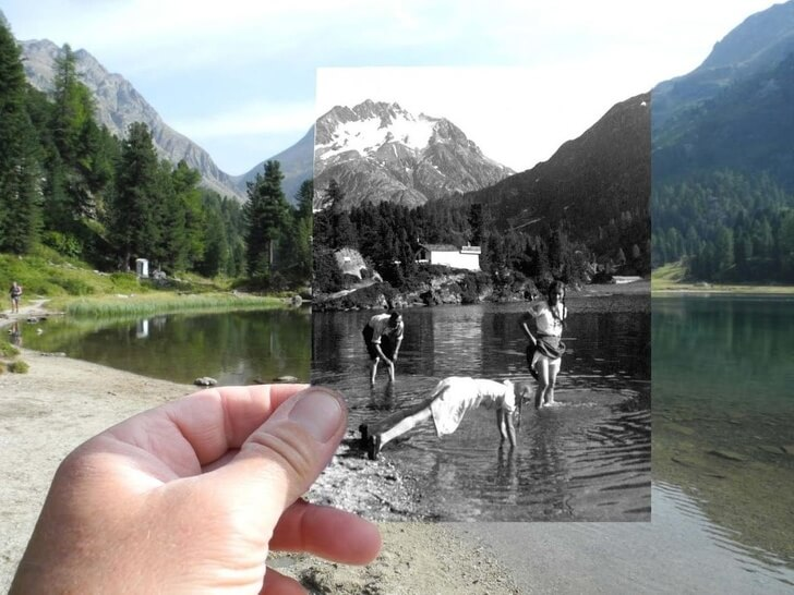21 Before And After Images That Changed Our Perception Of Time