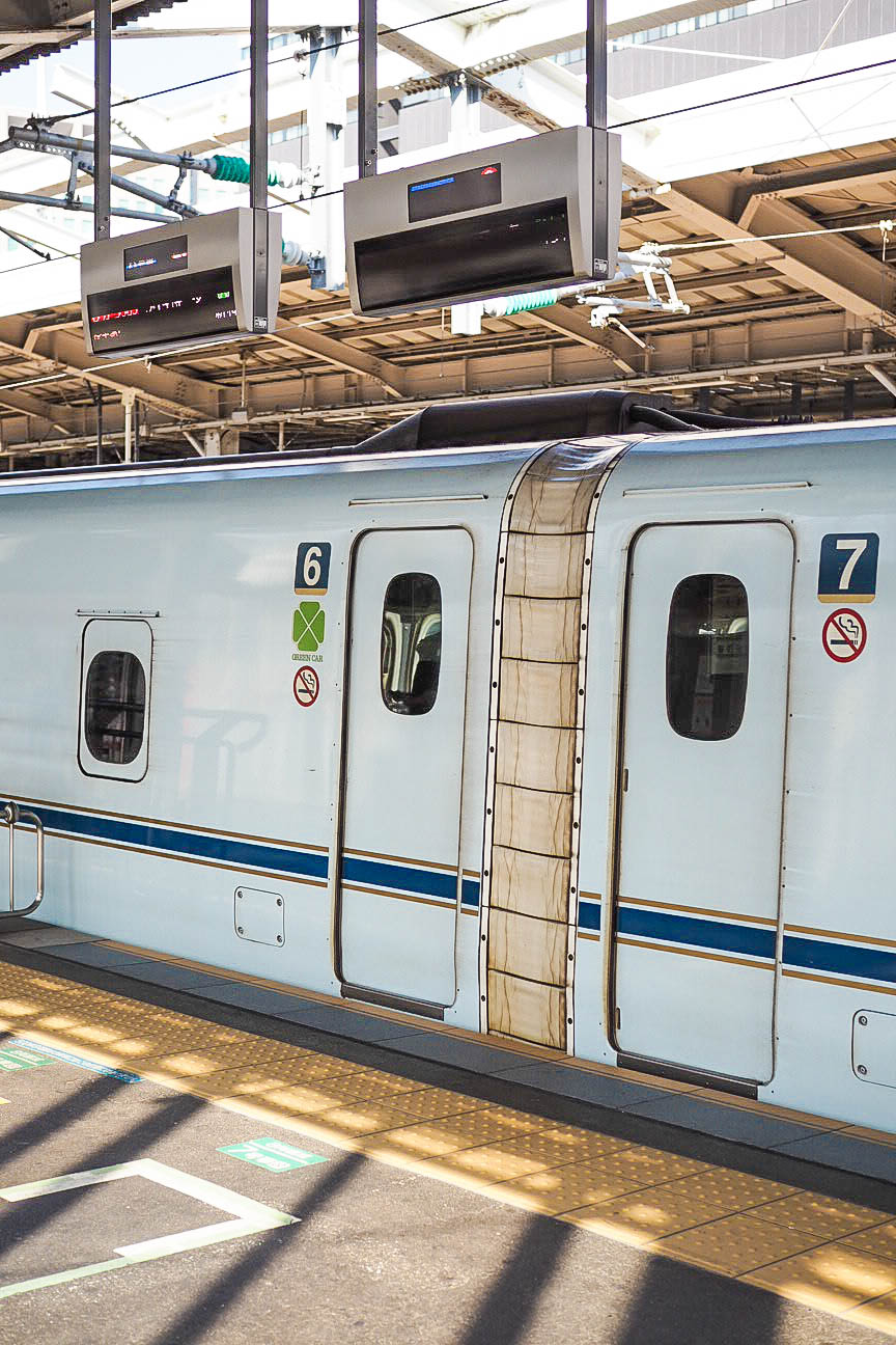Seven Things British Transport Could Learn From Japan Rail | Charlie