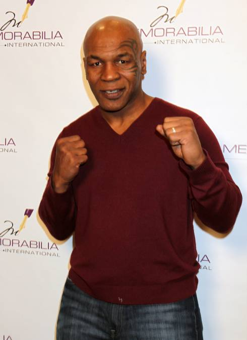 rockhard physique: Mike Tyson's weight loss and Vegan diet