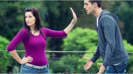 cara menghadapi pacar marah