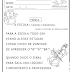 MÚSICA DA ESCOLA - TRABALHANDO VOGAIS - 2º PERÍODO/1º ANO