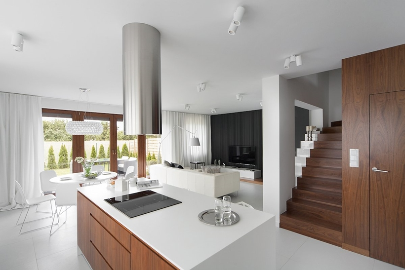 World of Architecture: Modern Interior Design For Small ... on Interior Modern House  id=35126