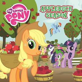 My Little Pony Applebuck Season Books