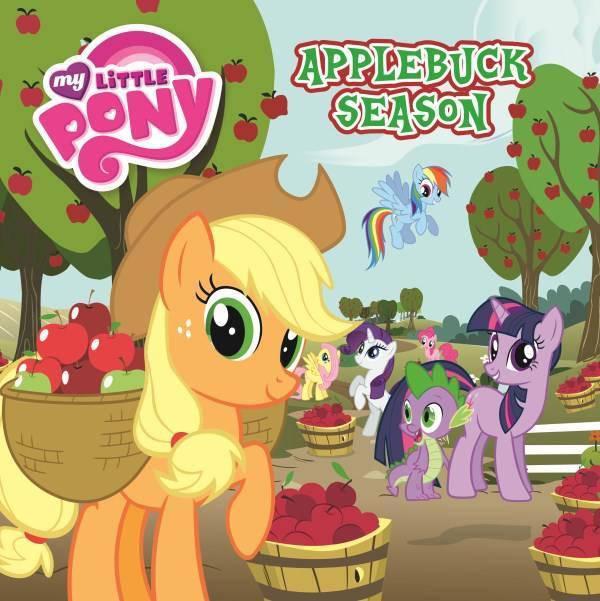 My Little Pony Applebuck Season Books MLP Merch