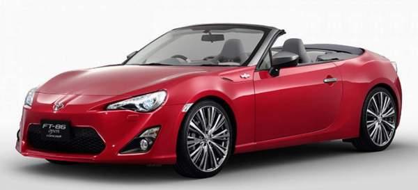 Spesifikasi Unggul dengan Harga Toyota FT 86 yang Terjangkau