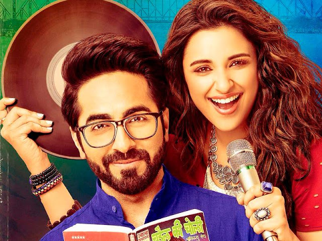 Meri Pyaari Bindu First Look: Ayushmann Khurrana & Parineeti Chopra In A Fresh Look