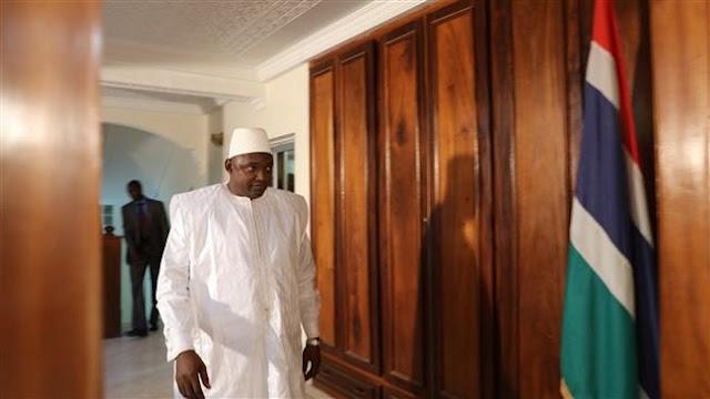 New Gambian president Adama Barrow set to return from Senegal on Thursday