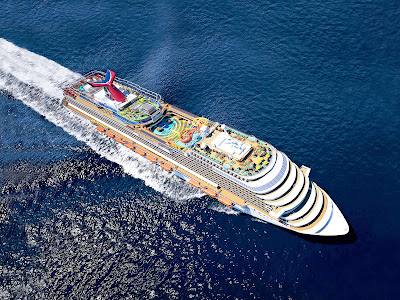 Carnival Cruises Ships Will Call At New Port Developed on East End of Grand Bahama Island.