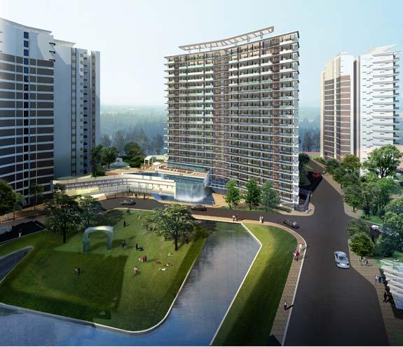 Tata Raisina Residency