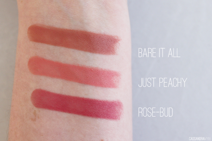 WET N WILD // Mega Last Matte Lipsticks | Review + Swatches - CassandraMyee