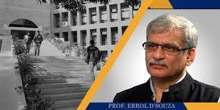 Spotlight : Professor Errol D'Souza Appointed As The New Director Of IIM Ahmedabad